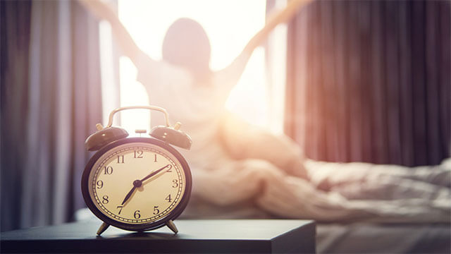 早朝バイト