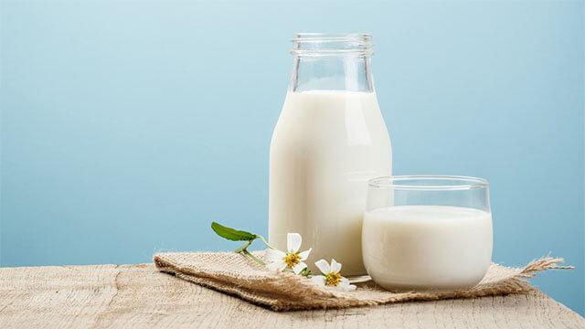 牛乳バイト