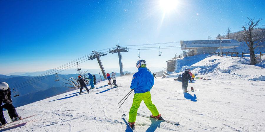 スキー場バイト出会い